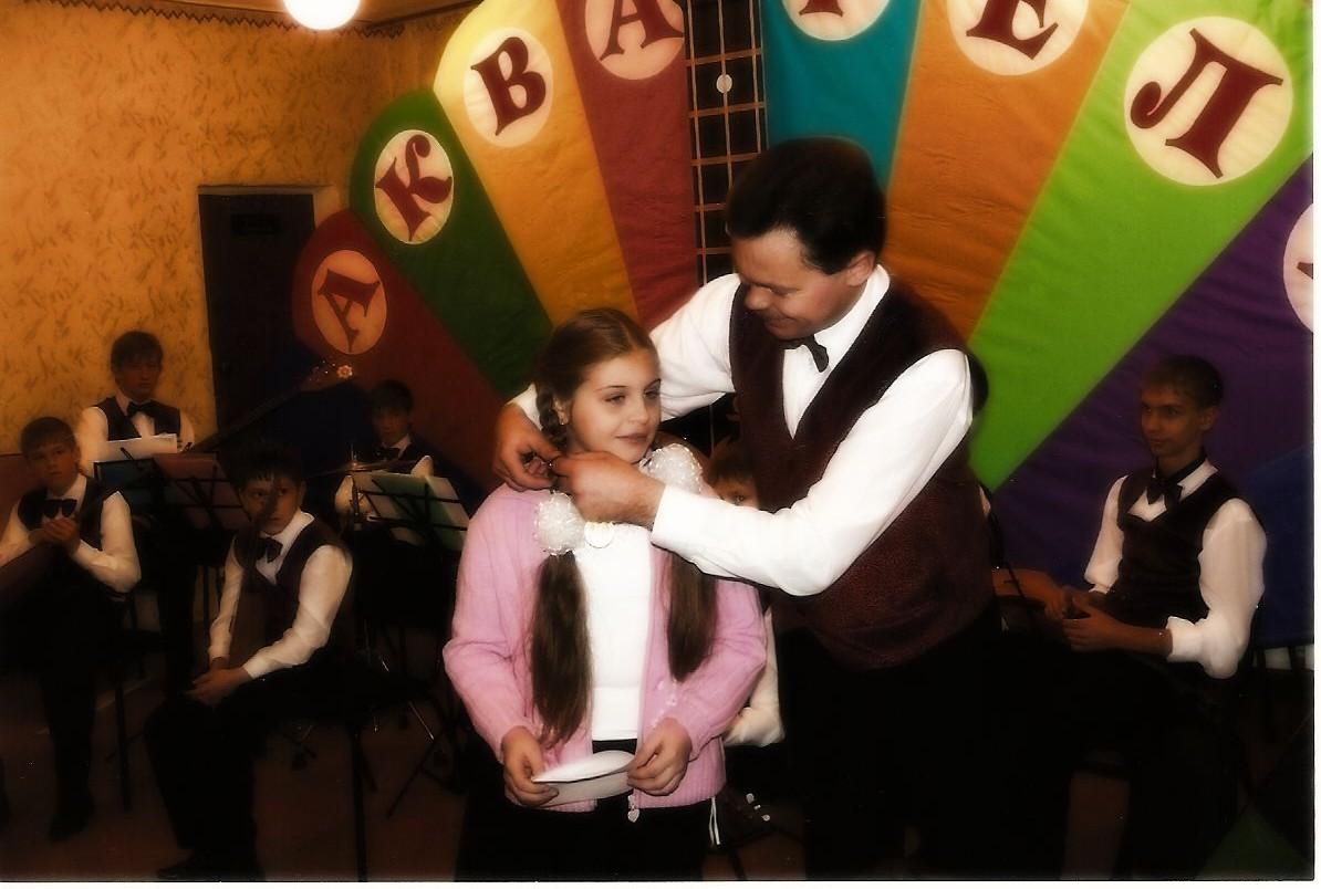 Детский конкурс музыкальных исполнителей